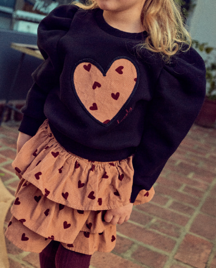 Heart Patch T-Shirt